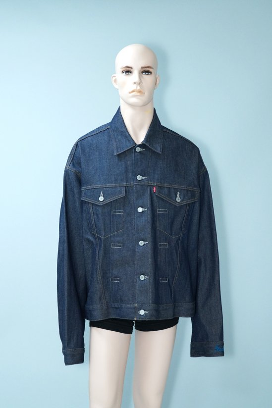 LEVI'S x FACETASM Trucker Jacket Type1 + Type3