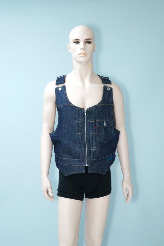 LEVI'S x FACETASM Type1 Vest