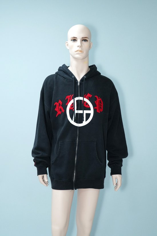 Dogs Recycle Red Hot Chili Peppers Zip-Hoodie
