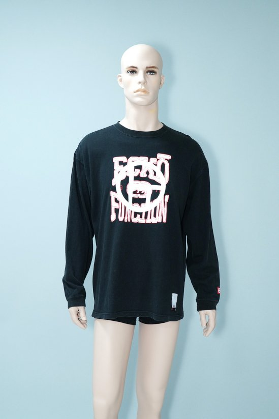 Dogs Recycle Ecko Function Black L/S T-Shirt