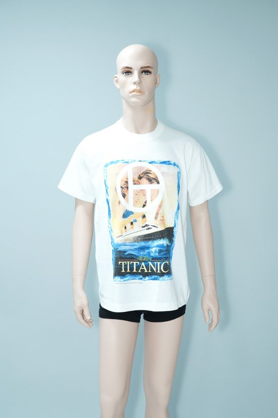 Dogs Recycle Titanic 98' T-Shirt