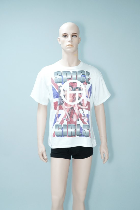 Dogs Recycle Spice Girls 98' Tour T-Shirt