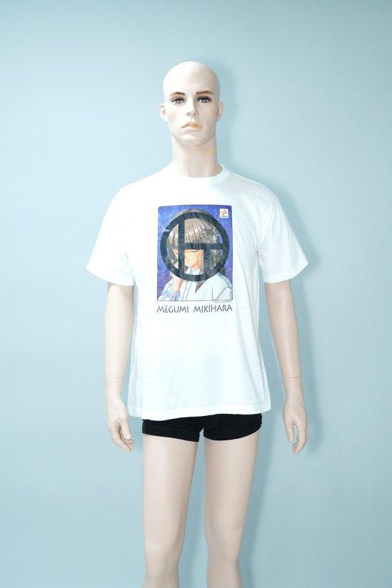 Dogs Recycle 90s Konami Toki-Memo Megumi Mikihira T-Shirt