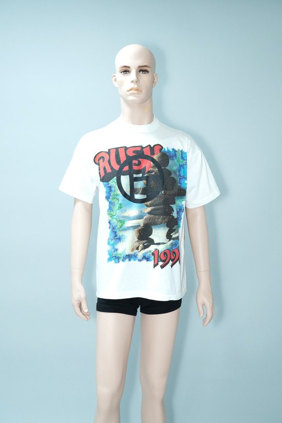 Dogs Recycle Rush 96' Tour T-Shirt