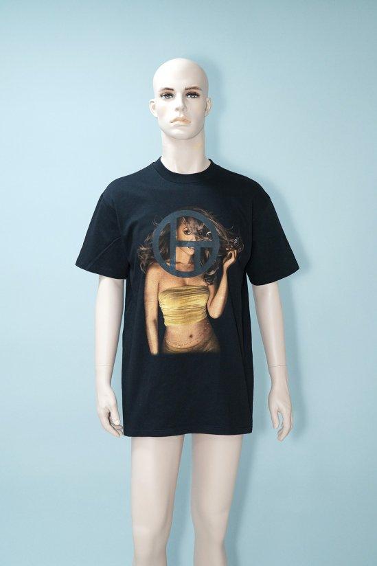 Dogs Recycle Mariah Carey 98' Tour T-Shirt