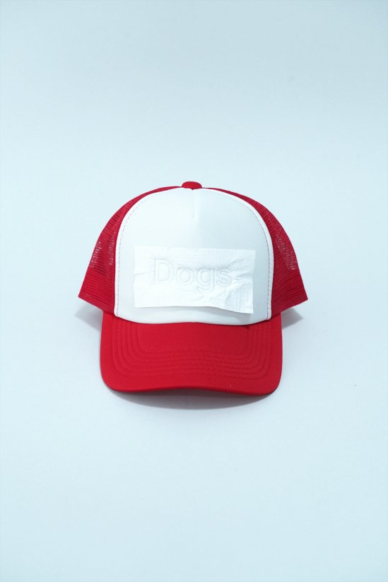 Dogs Cap (Red)