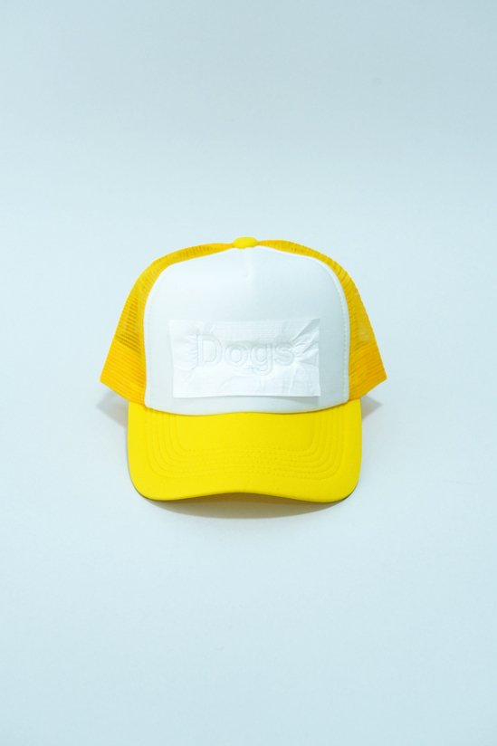 Dogs Cap (Yellow)