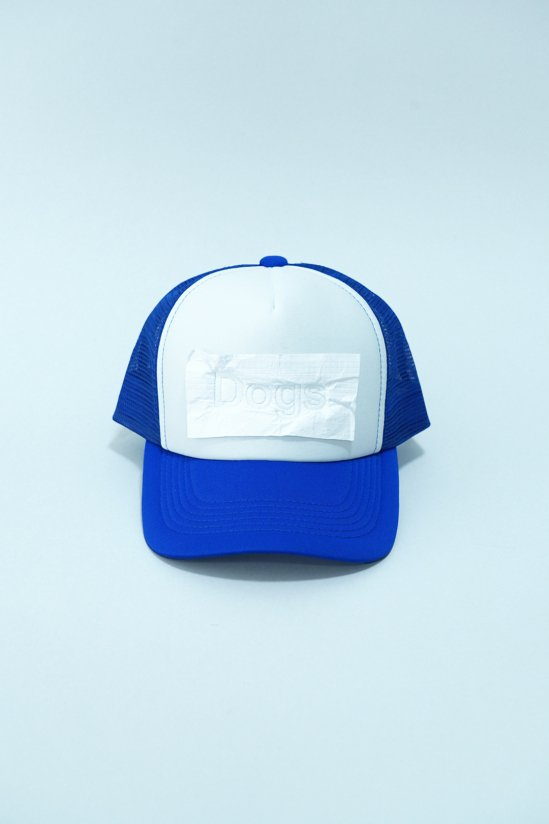 Dogs Cap (Blue)
