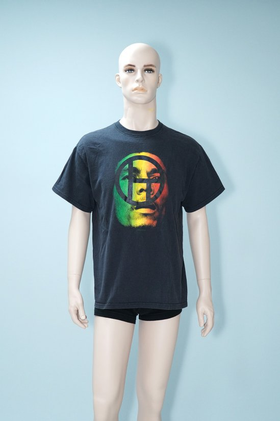 Dogs Recycle Bob Marley Redemption Song T-shirt