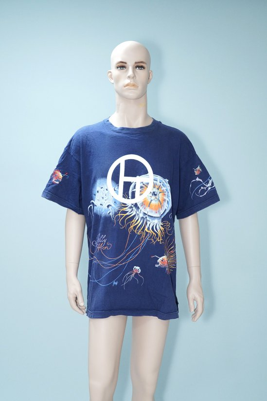 Dogs Recycle Jelly Fish T-Shirt
