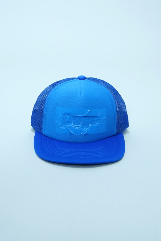 Dogs Remake No.141 'Painted Dogs Cap' (Blue)