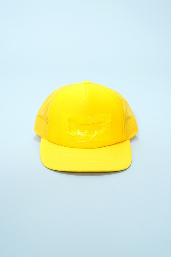 Dogs Remake No.143 'Painted Dogs Cap' (Yellow)