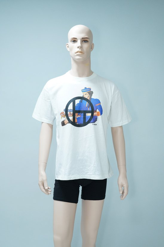 Dogs Recycle 90s Virtua Fighter Pai Chan T-Shirt