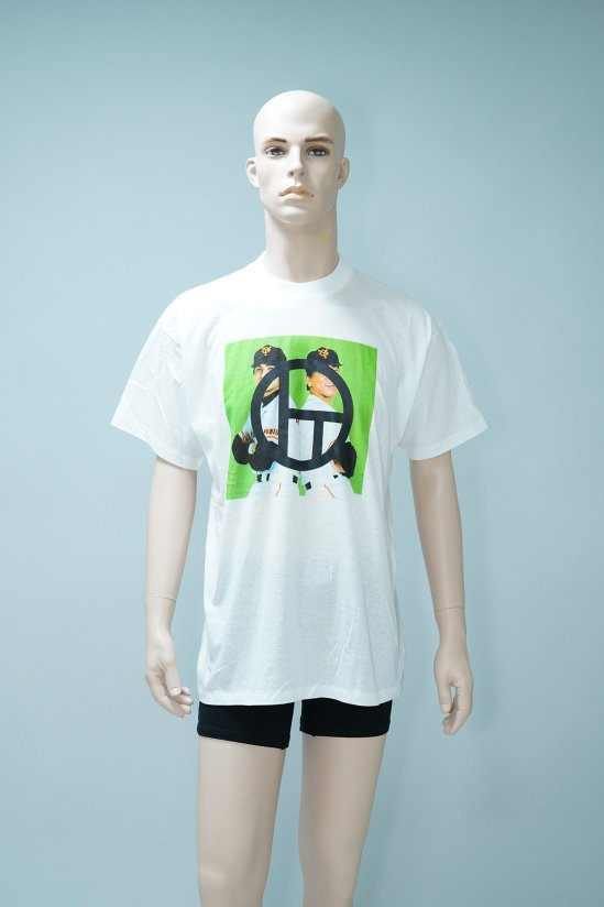 Dogs Recycle 90s Yomiuri Giants T-Shirt
