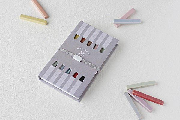 nucca 「自釉」 箸置き10本入り専用ギフト箱