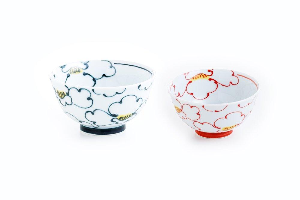 いっちん花詰 茶椀