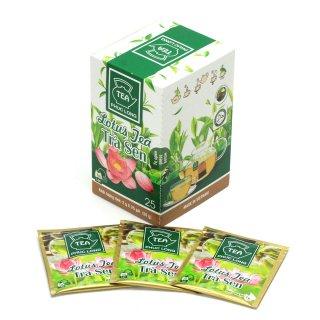 ハス茶ティーバッグ25袋入 (蓮花茶)ベトナム茶
