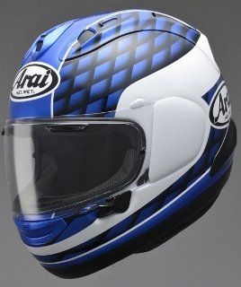 【TairaRacing】TAIRA REPLICA HELMET RX-7X BLUE (タイラレプリカヘルメット)