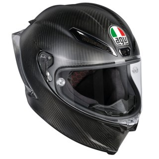 【AGV】PISTA GP R / MATT CARBON(エージーブイ)