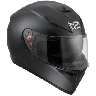 【AGV】K-3 SV MATT BLACK(エージーブイ)