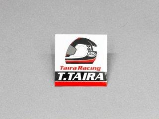 【TairaRacing】タイラレーシングヘルメットステッカー