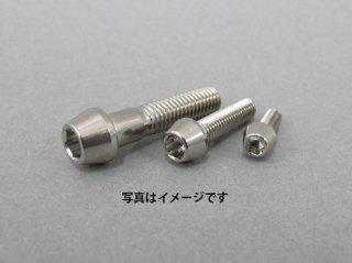 【Pro-Bolt】TISC1045チタンテーパーソケットキャップボルトM10X45mm(P1.5mm)(プロボルト)