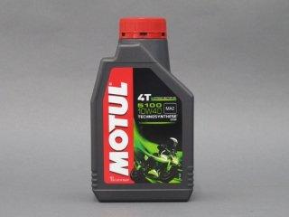 【MOTUL】モーターサイクルエンジンオイル 5100 10W-40 1L (モチュール)