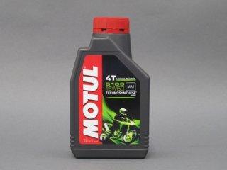 【MOTUL】モーターサイクルエンジンオイル 5100 15W-50 1L (モチュール)