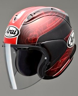 【TairaRacing】TAIRA REPLICA HELMET VZ-RAM KAMON LIMITED EDITION (タイラレプリカヘルメット)