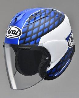 【TairaRacing】TAIRA REPLICA HELMET VZ-RAM BLUE (タイラレプリカヘルメット)