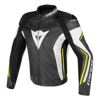 【OUTLET 20%OFF】【DAINESE】 ASSEN LEATHER JACKET(ダイネーゼ)