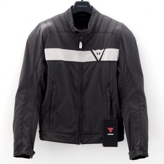 【OUTLET 20%OFF】【DAINESE】 STRIPES TEX JACKET(ダイネーゼ)