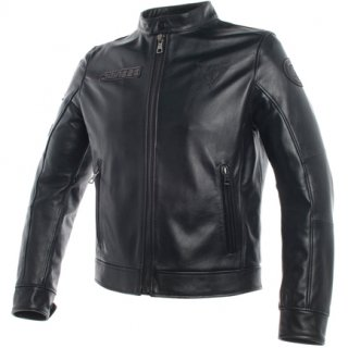 【OUTLET 20%OFF】【DAINESE】 DAINESE LEGACY LEATHER JACKET(ダイネーゼ)