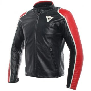 【OUTLET 20%OFF】【DAINESE】SPECIALE LEATHER JACKET(ダイネーゼ)