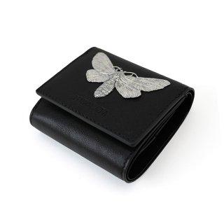 昆虫付き 三つ折り財布