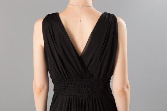 62c5f5bee1a0c1 水の色彩~ブラック ロングドレス / 演奏会 ラミューズドレス通販. 型番:: 3292
