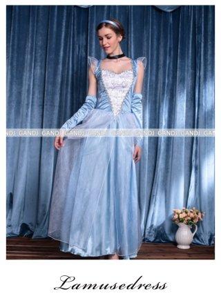 プリンセス ドレス 衣装 コスプレ・ハロウィン 7798