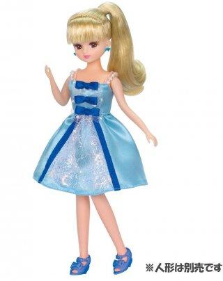 リカちゃんサマードレス♪ドレスとサンダルセット