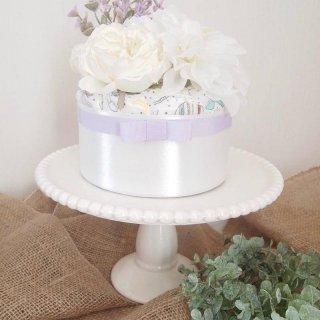 出産祝いや、ベビーシャワーパーティーに最適な「おむつケーキ」