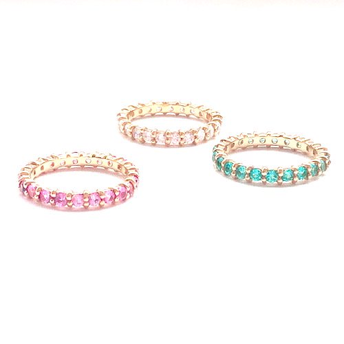 Eternity Pinky Ring