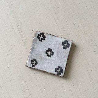 宇田令奈/箸置き 正方形3