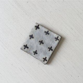 宇田令奈/箸置き 正方形4