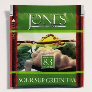 Blend No.83 Sour sup Green Tea サワーサップグリーンティー