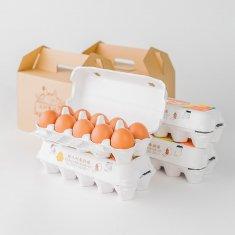 ギフトセット(20個入り x 2セット)卵Mサイズ
