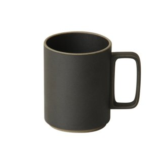 HASAMI PORCELAIN マグカップ L ブラック