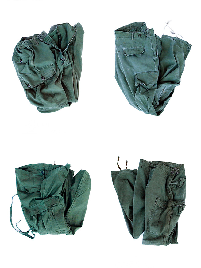 American mil-spec trousers