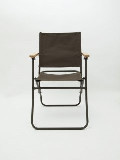 CA055 ROVER ARMY CHAIR type FOLDING CHAIRS / OD FRAME x OD COTTON DUCK SHEET