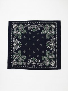 "CA002 CORONA BANDANA STOLE / ""ARABESQUE"" 3 COLOR"