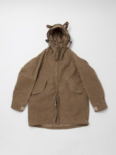 CJ008 CORONA・G-1 PARKA COAT / BAYHEAD CLOTH / KHAKI