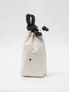 CB007  SMALL MEDIUM・PERSONAL EFFECTS BAG   / COTTON DUCK / KINARI